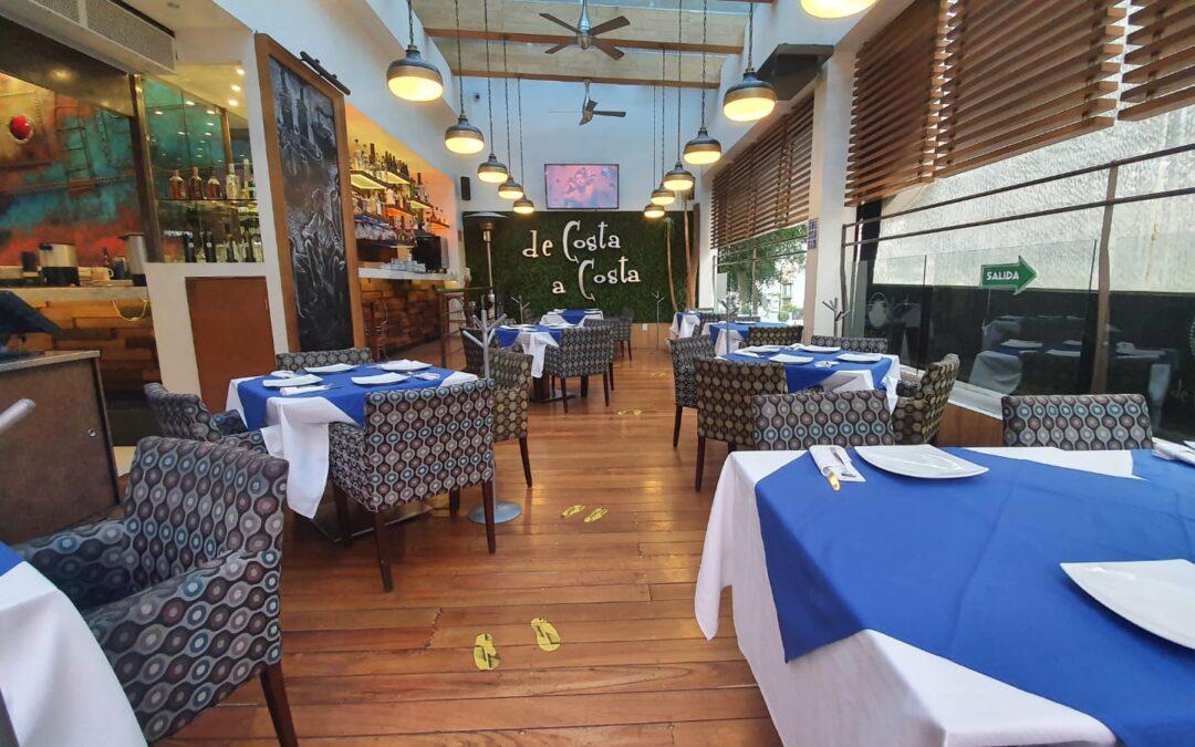 De Costa a Costa Plaza Loreto